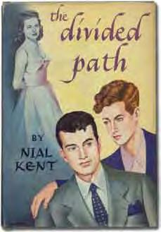 THOMAS) The Divided Path. New York: Greenberg Publisher (1949). First edition.