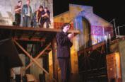 Answer Box By Clare Floyd DeVries Walk the Plank How Shakespeare Dallas rectified its bridge problems.