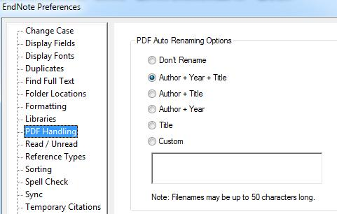 Collect Metadata Extract Metadata from PDFs