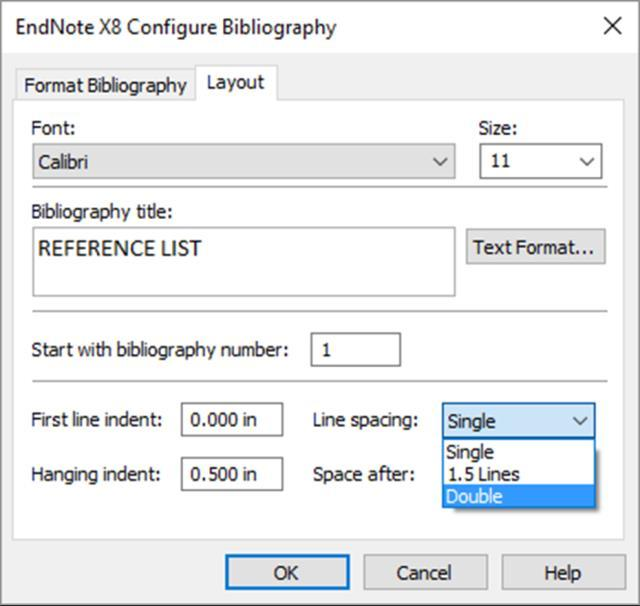 EndNote X8 Guided Tour: Windows Page 41 The citations and bibliography will be updated to