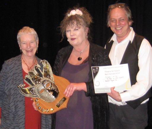 2b. Two Drama Development Trust Awards were made to New
