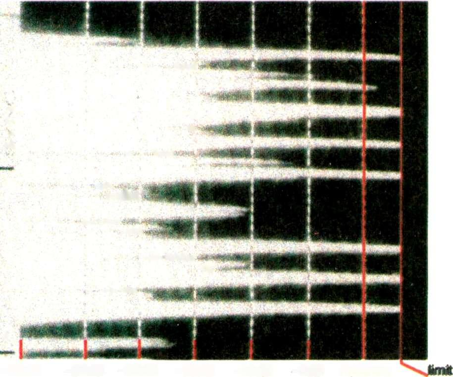 so to speak. The result is a deep notch in the response of the main transmission line. The quarter -wave stub is, in fact, a homemade notch filter.