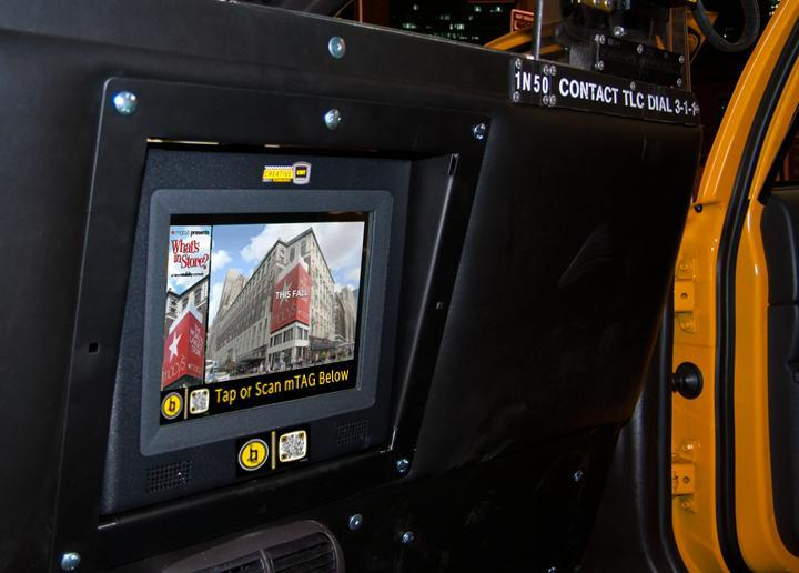 Now CMT/ABC Taxi TV lets you