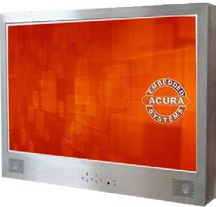 "ACUBRITE 23 SS Stainless Steel Chassis 23"" LCD Display Manual Introduction... 2 Hardware Installation... 2 The Display Timing... 5 The Display Outline Dimensions... 6 The Display Controls."
