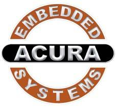With the unique set of products, Acura Embedded Systems remains committed to its goal of providing trouble-free and customer-friendly service.