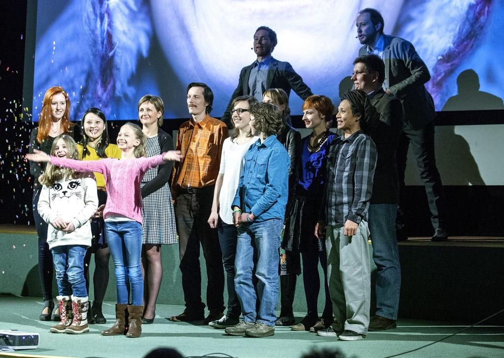 Festival opening One World was launched on Monday, 3 March at the Lucerna cinema with a screening of the documentary film Miners Shot Down.