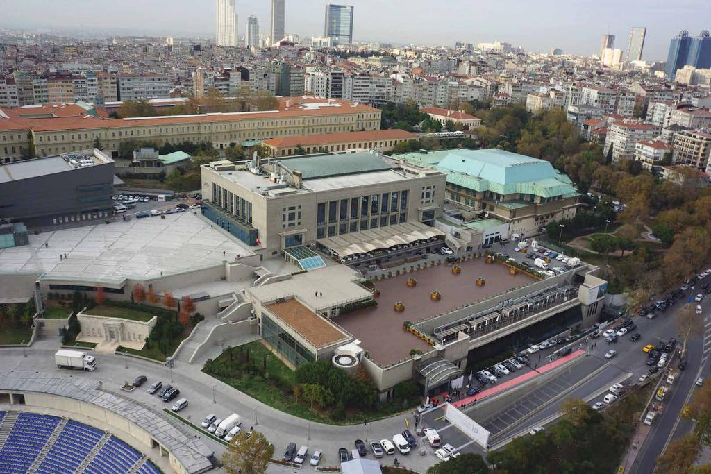 In a metropolitan city as Istanbul, it is very significant to what extent the location and transportation facilities can be