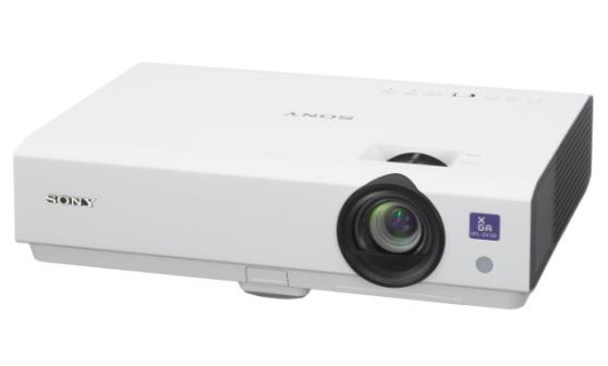 VPL-DX102 2,300 lumens XGA Desktop projector Overview Economical desktop projector for office and classroom, offering high performance and superior ease of usethe VPL-DX102 is packed with features
