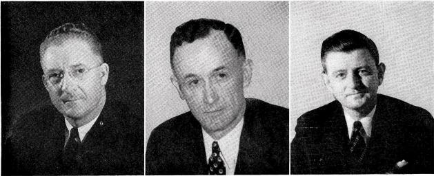 THE OKLAHOMA PUBLISHING COMPANY RALPH MILLER To WKY DEWEY NEAL FARMER -STOCKMAN ROBERT CHAPMAN OKLAHOMAN AND TIMES Three Changes Effective February 1st, 1941 Mr.