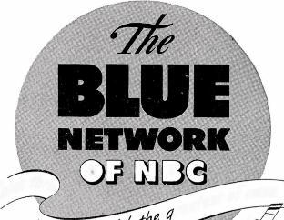 Latest move finds Station WSUN keeping its choice frequency, but expanding to full time with 5,000 watts night and day as the official new Tampa - St. Petersburg outlet for the Blue Network.