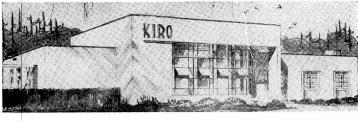WITH new transmitter facilities housed in this ultra -modern structure, KIRO, Seattle, plans to begin operation with its recently authorized 50 kw. within 90 days.