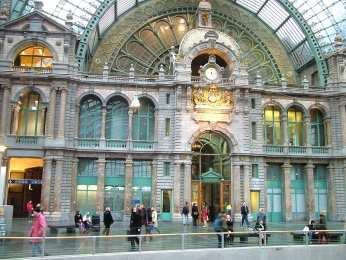 Belgian cities in the limelight The city of Antwerp is included in this year s Lonely Planet list of the ten most interesting cities to visit, and its recently renovated Antwerp Central Station has