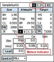 4. UNITS OF MEASURE ATrag will handle both English (Imperial) and Metric units of measure.