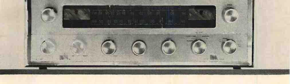 quality uners: FM and AM, with a complete stereo