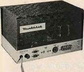 HEATHKIT 70-WATT amplifier kits MODEL W -6M For an amplifier of increased power to keep pace with the growing capacities of your high fidelity system, Heath provides you with the Heathkit W -6M.