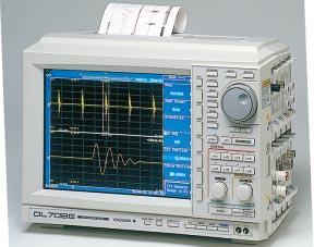Related Models Digital Oscilloscope DL520,DL520L Digital scope DL708E 2-channel input Maximum 200 MS/s 50 MHz analog bandwidth Maximum 8 channels,
