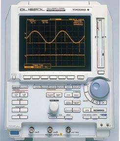 Maximum 500 MS/s Maximum 6 M words memory Maximum continuous sampling rate: 43 MS/s 25-picosecond display resolution Represented by : YOKOGAWA ELECTRIC