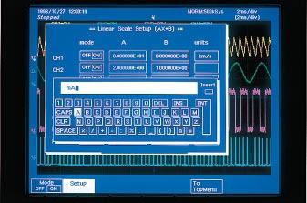 Pulse Counting Function Calculates and displays the number of pulses automatically This feature can be used to automatically calculate the number of pulses for waveforms in a range specified by the