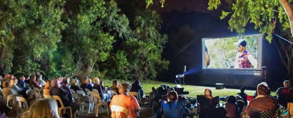 2019 VENUE PARTNER BOOKING FORM NORTHERN TERRITORY TRAVELLING FILM FESTIVAL (NTTFF) WILL TOUR THROUGHOUT THE NT IN 2019 FROM MARCH - JUNE.