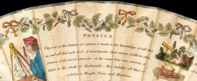 Produced during late 1790s the text for each subject is interesting in itself, for Politics Is the Science of Princes and their Ministers & it is necessary they should know the Interest of ye