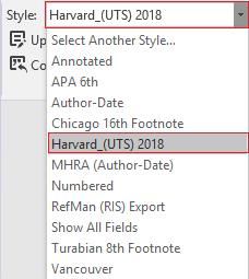 There is also an Insert Citation icon in EndNote - so you can do this from there if you are sure your cursor is in the right place.