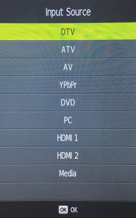 When you Reset the TV from the Setup menu, you will be boxes that will guide you through the TV tuning process.