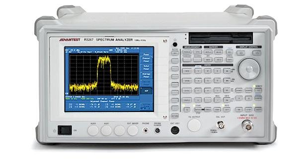 The R3267/3273 is a high-performance spectrum analyzer designed to meet these needs.