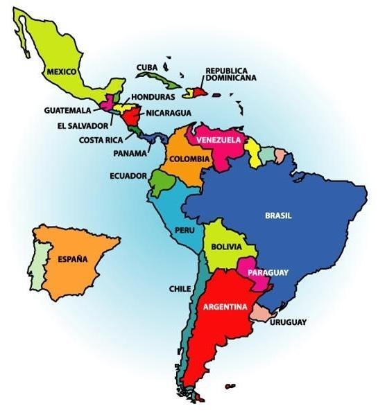 Overview of the Ibero- American Publishing World 22 countries. Main languages: Spanish and Portuguese.
