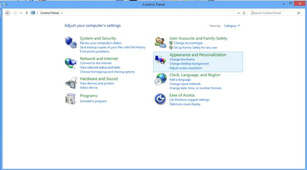 Matching Profiles. Windows 8 For Windows 8: 1.