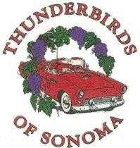 THUNDERBIRDS OF SONOMA OFFICERS 2011 PRESIDENT...Pat Arieta.......415-892-2761 VICE-PRESIDENT Jamie Thigpen....... 707-864-2080 SECRETARY..Keith Zimmerman......707-864-2080 TREASURER..Jan Kibler.