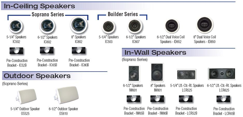 Enclosures and Modules The Channel Vision range of