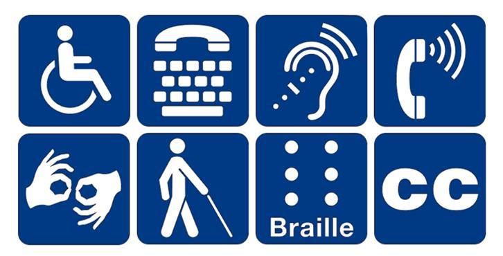 Key Accessibility Features Visually Impaired (VI) Descriptive Video Service Aural Emergency Alert Crawls