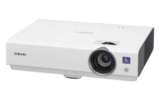 VPL-DX131 2,600 lumens XGA Desktop projector Overview Economical desktop projector for office and classroom, offering high performance and superior ease of use The VPL-DX131 is packed with features