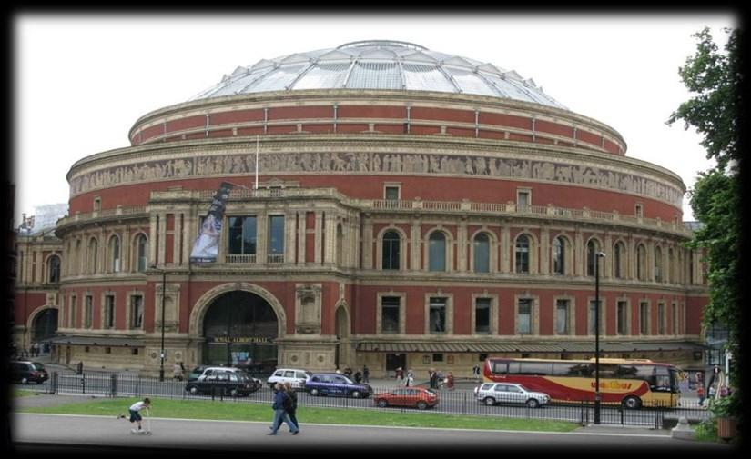 MHU3A s JANUARY OUTING A GRAND TOUR OF THE ROYAL ALBERT HALL on Wednesday, 17th January 2018 at 11.