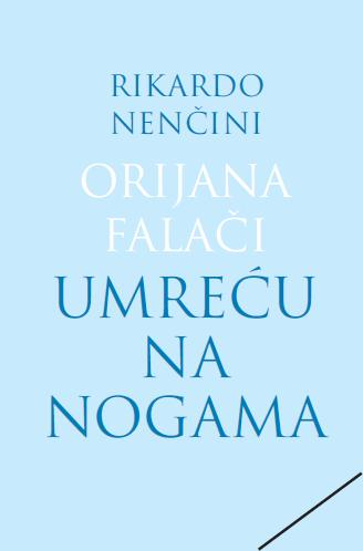 I ll Die Standing on My Feet by Ricardo Nencini has been published in Italy 2008, by Polistampa with great success.