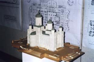 Photo 20. Design for the Patriarchal Cathedral, Bucharest 2 nd Prize, arch.