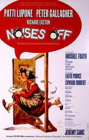 5 A NOISE WITHIN 2018/19 REPERTORY SEASON Spring 2019 Study Guide Noises Off SYNOPSIS It is only hours before the opening of Nothing On, a British farce, and the touring company performing it is