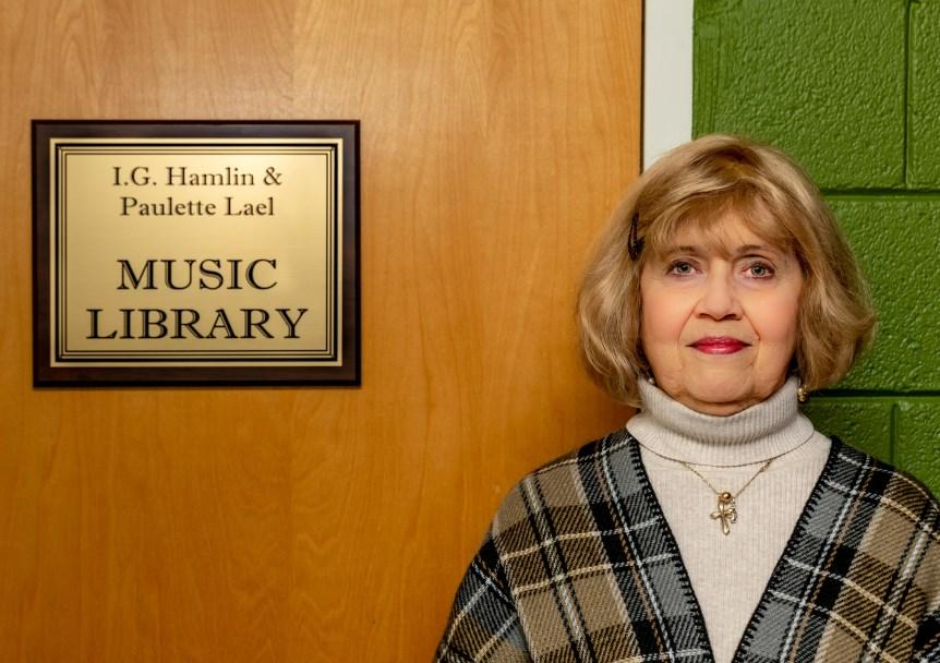 Take Advantage of our Newly Renamed Music Library Ever wonder what happens to the music that the Hickory Choral Society (HCS) uses in its concerts after they are performed?