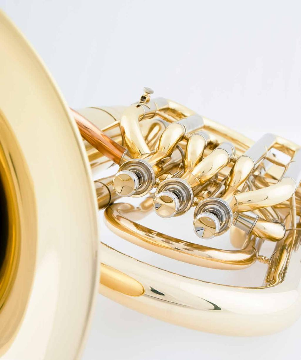 Reliable Arnolds & Sons Ath-300 Tenorhorn High Quality Materials Musical Instruments & Gear
