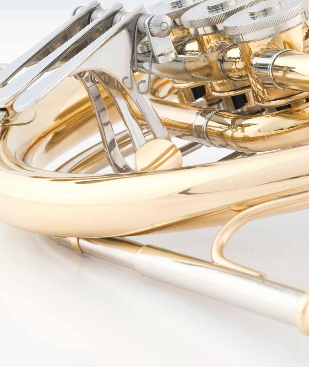 Musical Instruments & Gear Alto Horns Reliable Arnolds & Sons Ath-300 Tenorhorn High Quality Materials