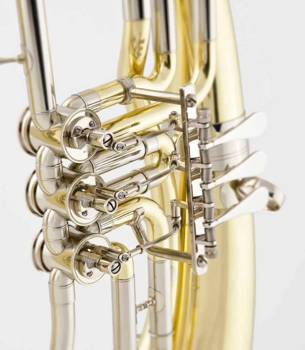 Brass Reliable Arnolds & Sons Ath-300 Tenorhorn High Quality Materials