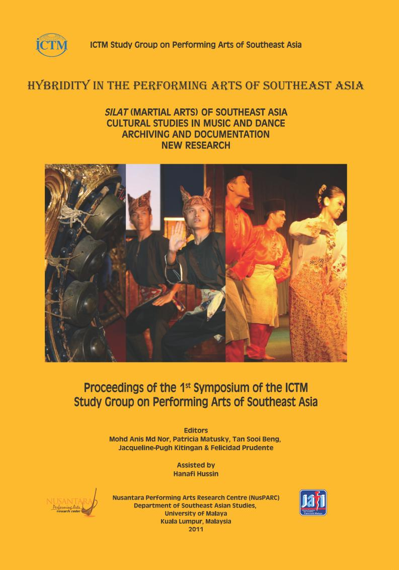Hybridity In The Performing Arts Of Southeast Asia Pdf Merdeka Frying Pan 20 Cm Transcription