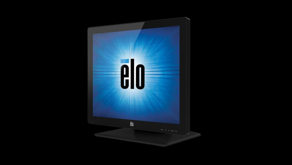 USER MANUAL  Elo Touch Solutions ET1517L and ET1717L