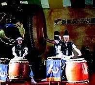 Asian Arts Taiko Drums (Japan, East Asia) 1 Read about Taiko drums. What questions can you now answer about the drum in this photograph?