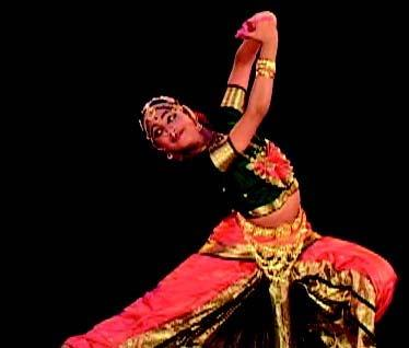 Bharatanatyam is a classical dance form originating from Tamil Nadu, a state in Southern India.