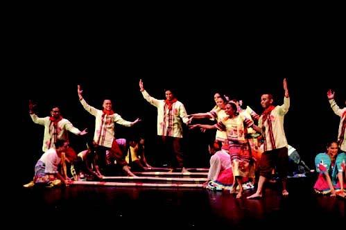 Folk Dances: Tinikling (Philippines, Southeast Asia) Indian Tribal Dance (India, South Asia) Philippine Tinikling Honored as the Philippine national dance, Tinikling is a favorite in the Visayan