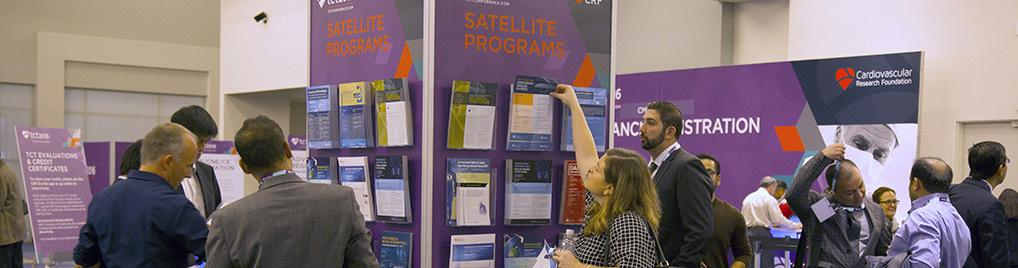 Promoting a Satellite Program On-site Promotion SATELLITE KIOSKS Brochures promoting satellite programs may be placed at official Satellite Kiosks located in several strategic places throughout the