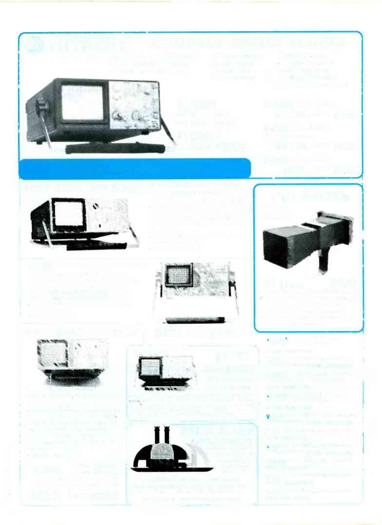Ectre Satellite Tv Ask R E Aul Laser Listener All About Generator Schematic Beck Mag Ic Pulser Emp Pulse H I Tac Compact Series Scopes 6 Crt With Internal Graticule Dual Channel X