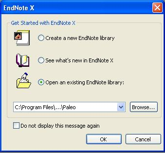 What is EndNote? EndNote is a bibliographic reference manager, which allows you to maintain a personal library of all your references to books, journal articles, theses and websites.