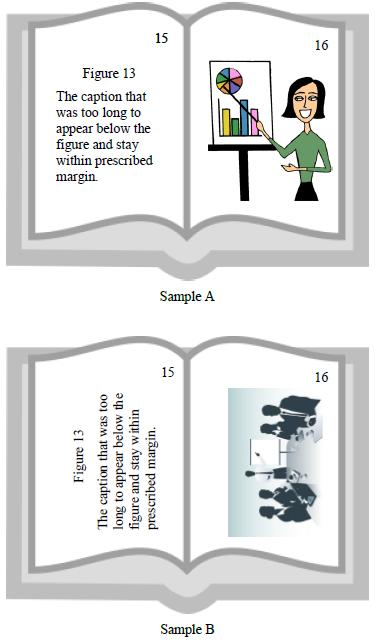 12 Do you have a figure or a table that is too large to add a caption to the same page as the figure or table?